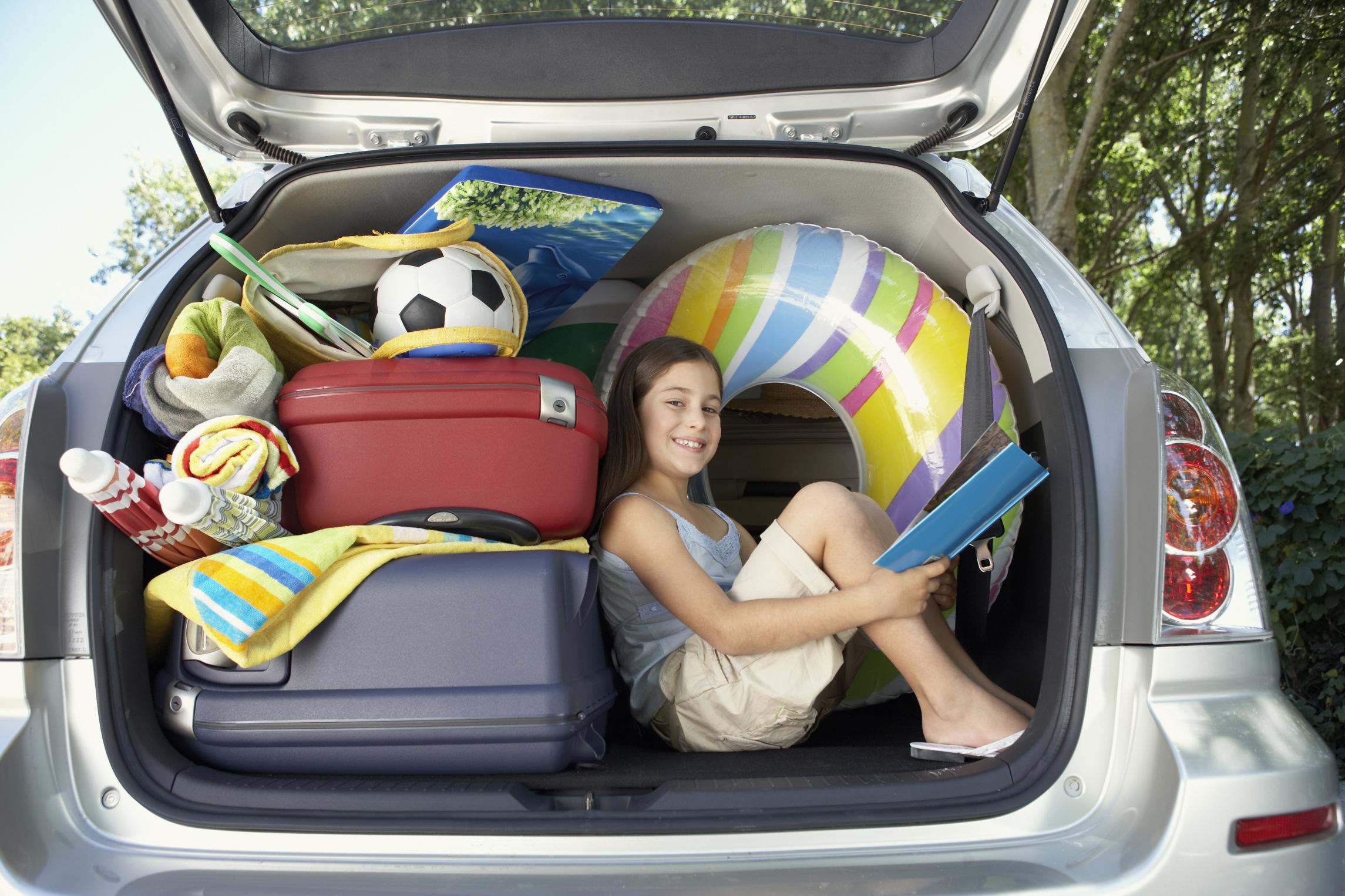 Autovakantie met kinderen - lange reis tips