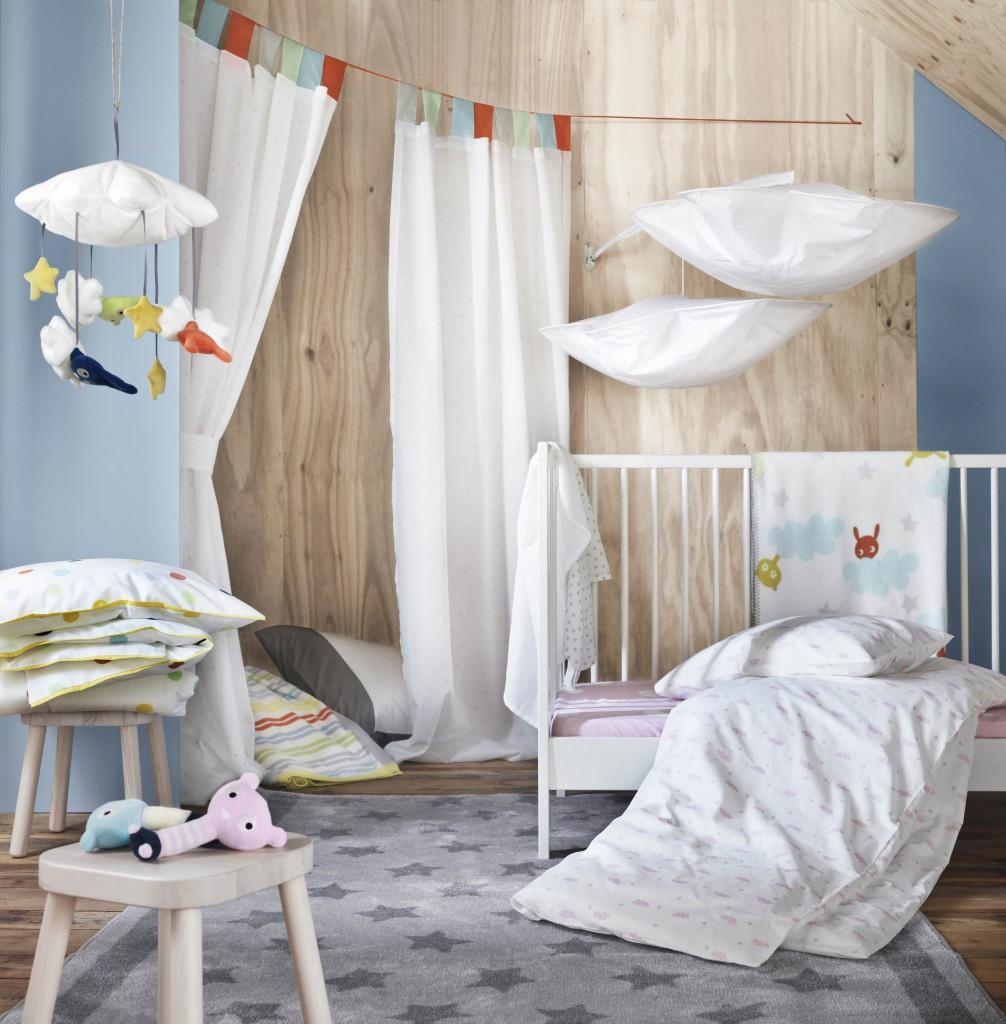 Lifestyle | Nieuwe IKEA babykamer & kinderkamer collectie - Lifestyle blog StijlvolMamabog.nl