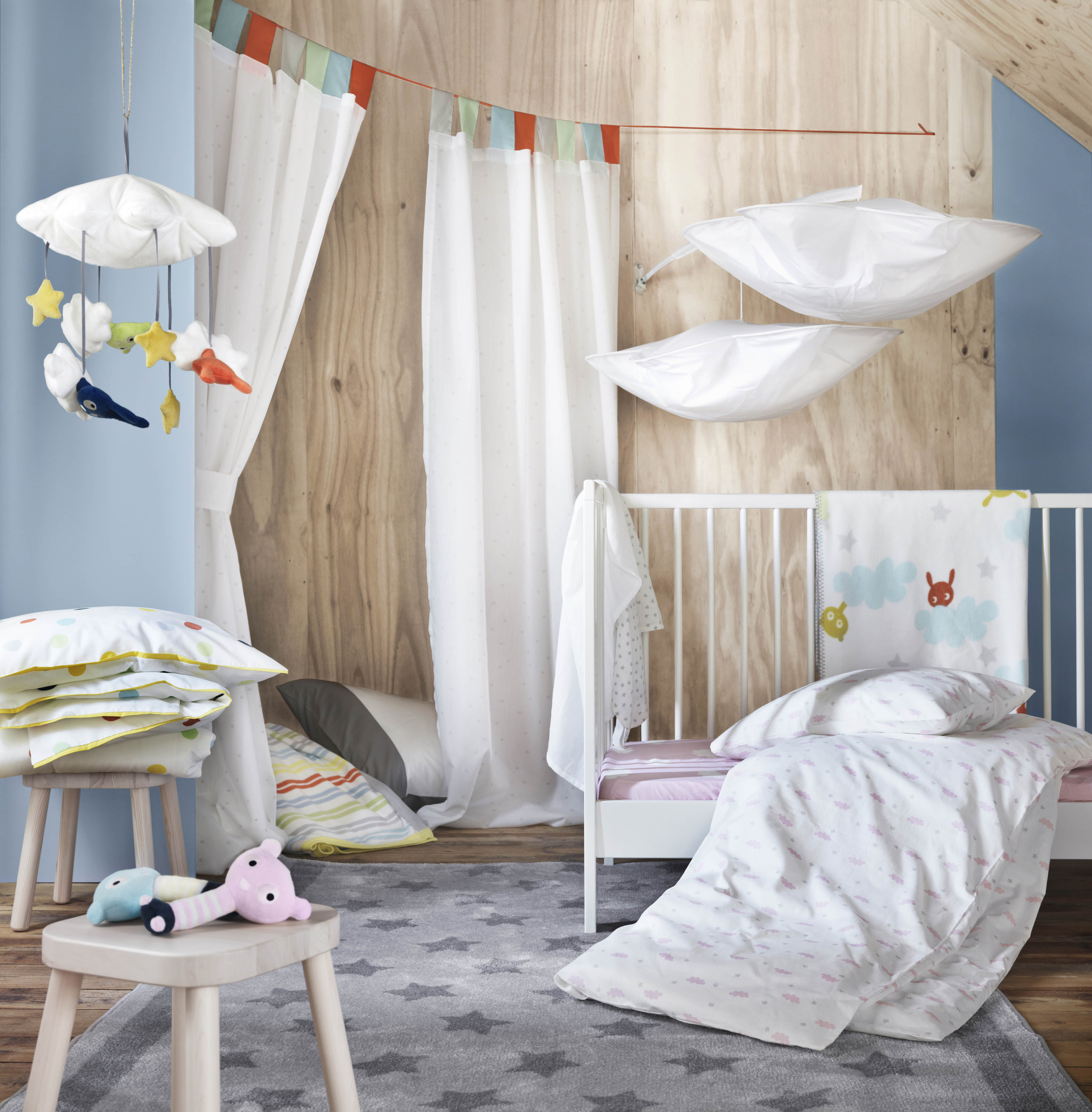Lifestyle  Nieuwe IKEA babykamer & kinderkamer collectie • Stijlvol ...