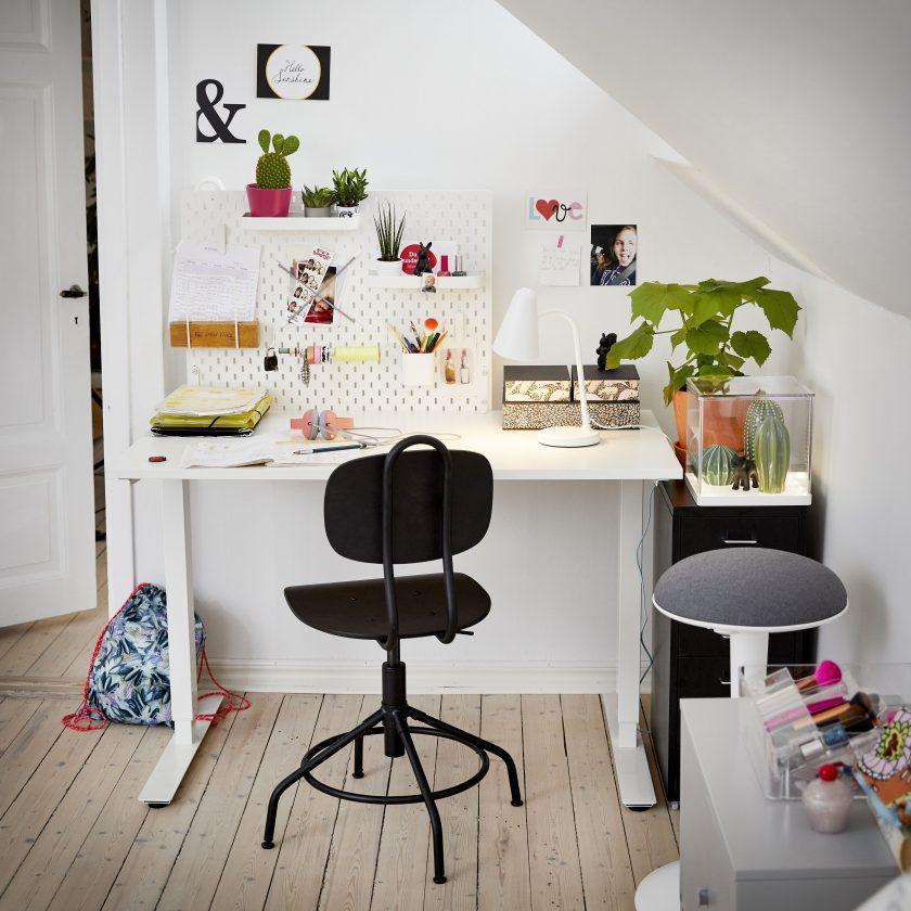 Wonen | Inrichten van een werkplek voor je kind - www.StijlvolMamablog.nl